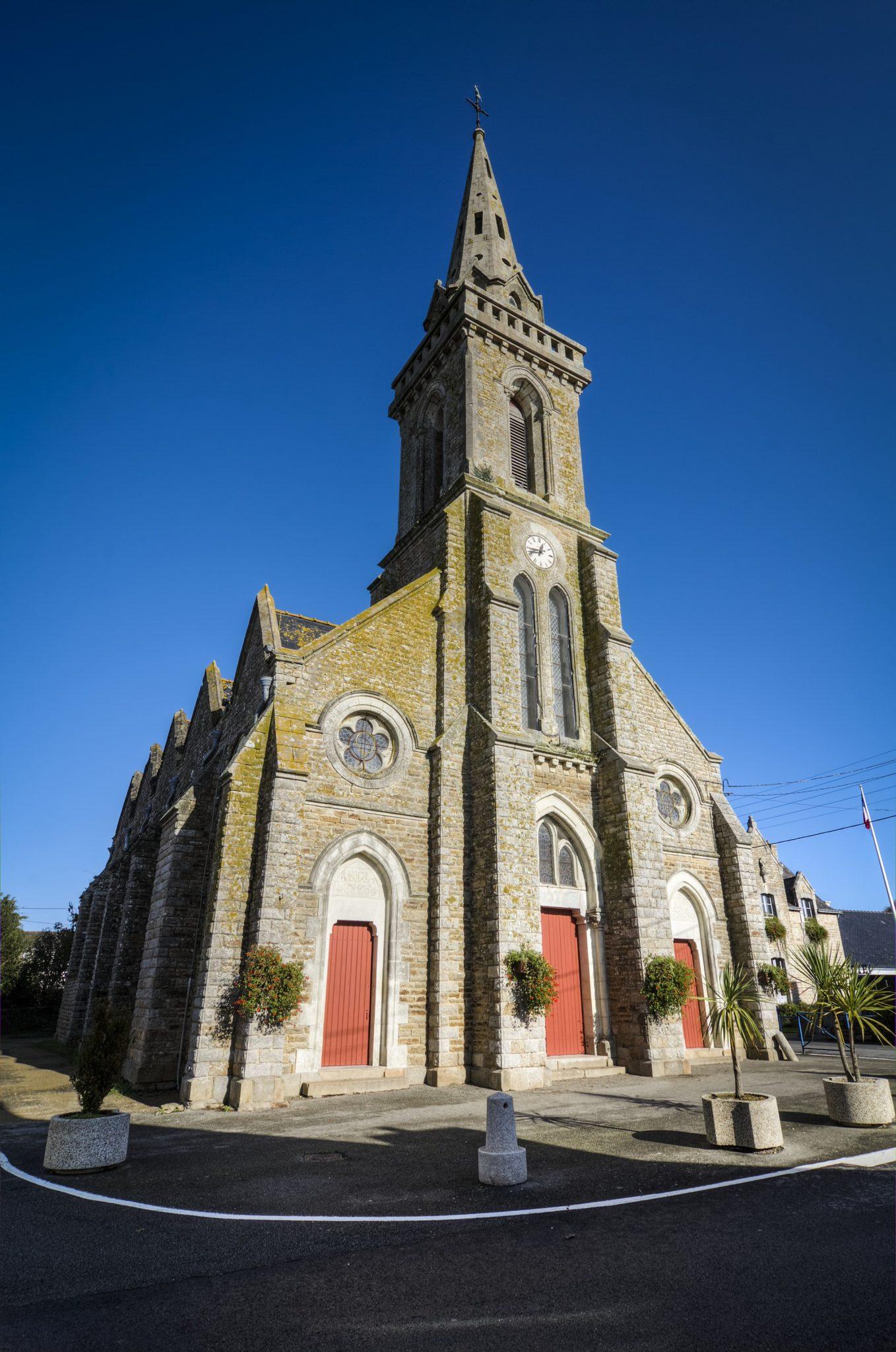L'église de Brandérion