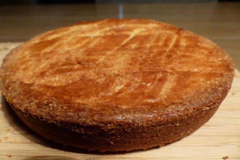 Gâteau breton entier