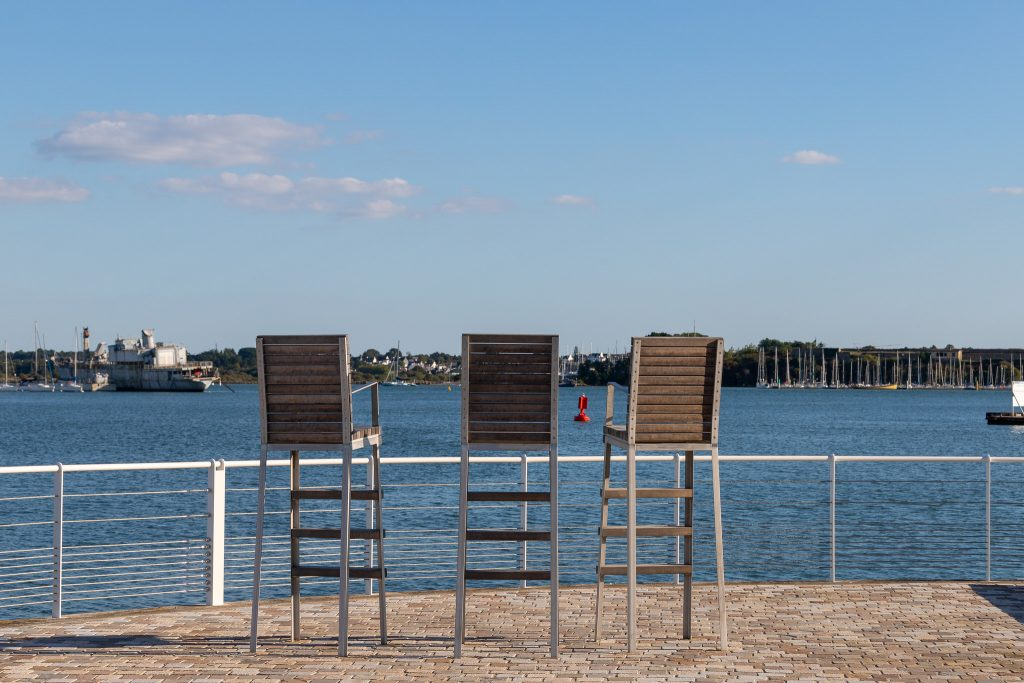 Lorient Enclos du Port Promenade du Péristyle