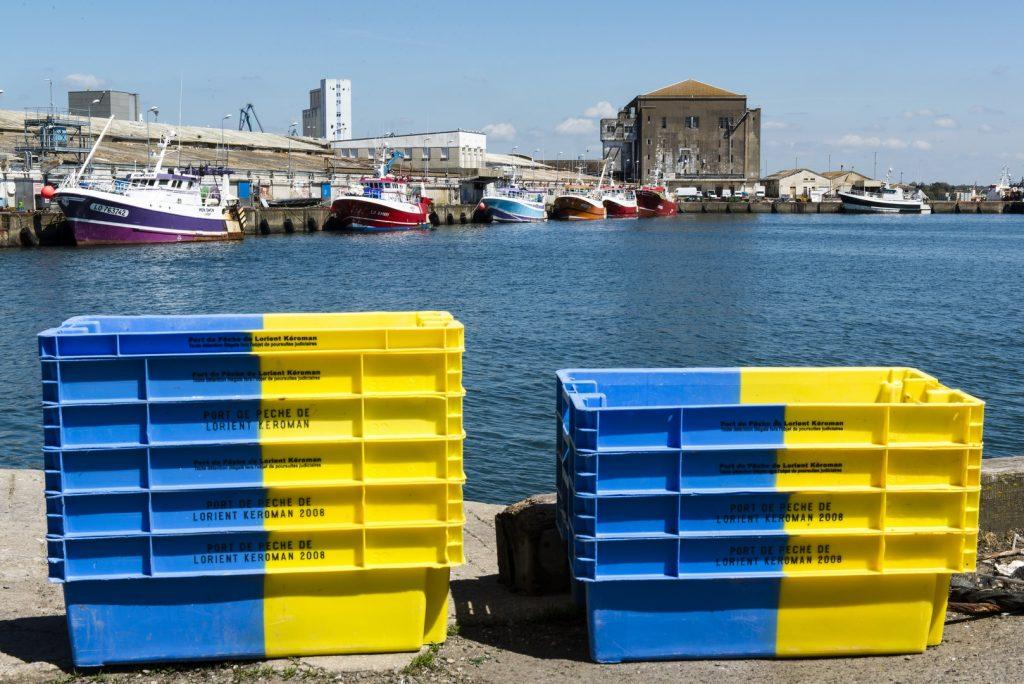 Lorient Port de pêche