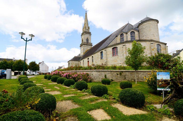 Eglise Saint-Alban, Inguiniel