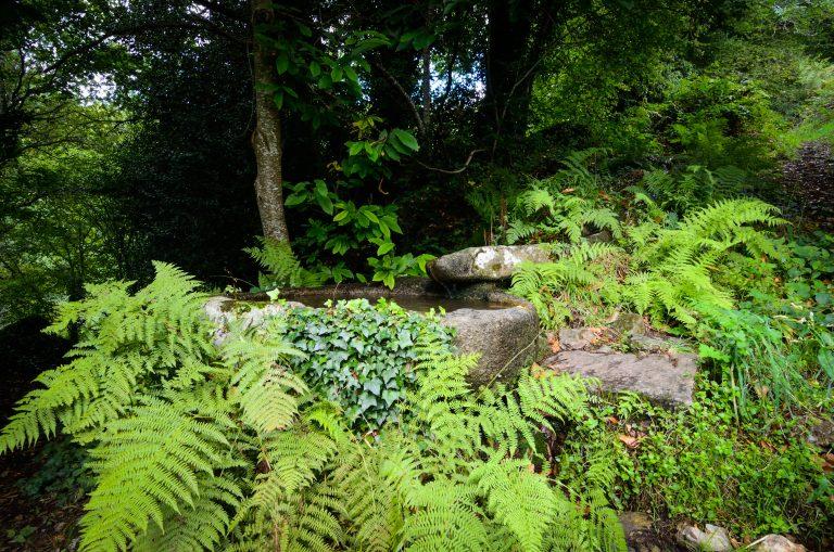 Fontaine le trou au Loup Poblei Ardran Quistinic
