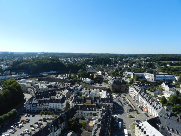 Remparts de la ville d'Hennebont