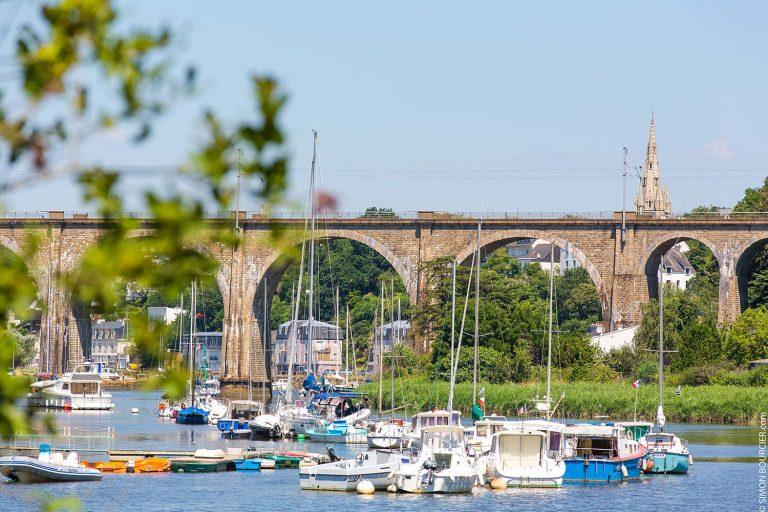 Le vieux pont d'Hennebont
