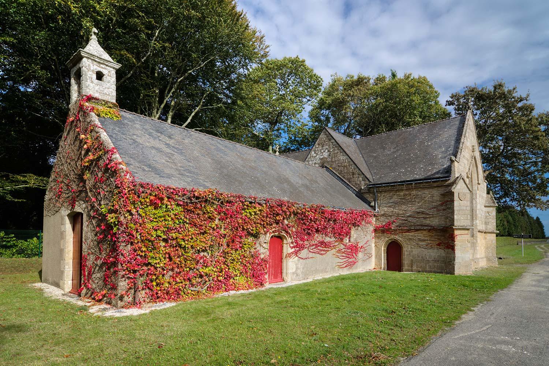 Chapelle du Trescouet à Caudan