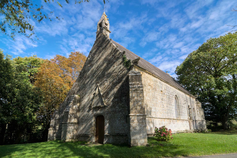Chapelle Notre Dame de vérité à Caudan