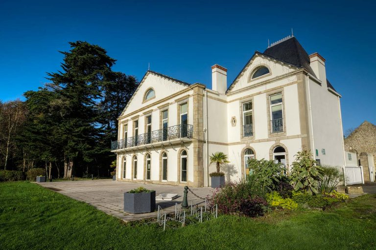 Château de Kerdurand à Riantec