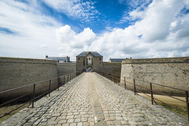 Citadelle de Port-Louis, musée de la marine, Port-Louis
