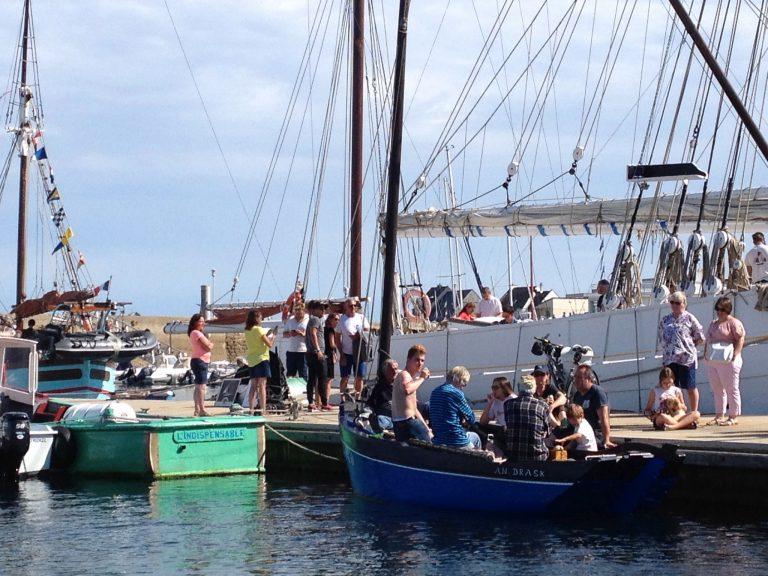 La fête du port de Gâvres au mois d'août