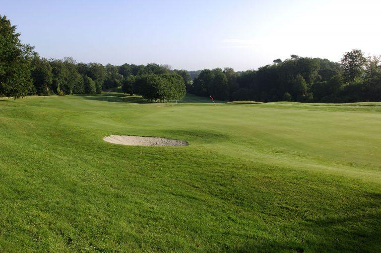 Terrain de golf, Quéven
