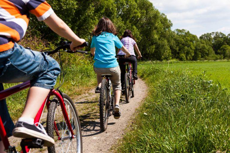 Promenade à vélo, Plouay