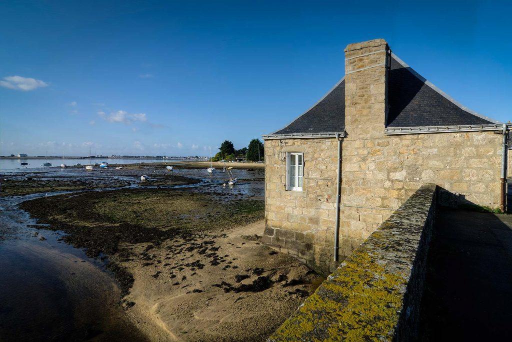 Le Moulin à marée de Riantec