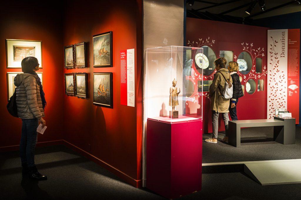 Port-Louis, musée de la Compagnie des Indes