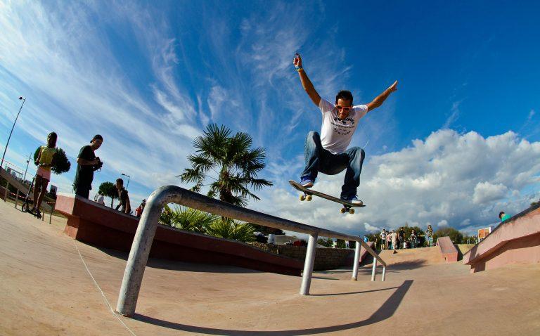 skateparc Lanester