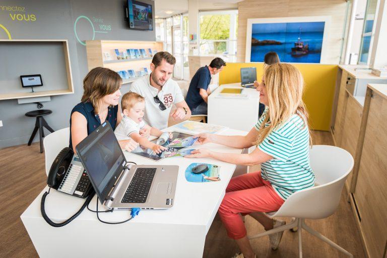 Lorient, agence de l'Office de Tourisme de Lorient Bretange Sud