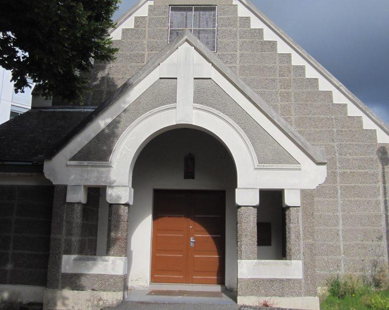 Lorient, chapelle de l'hôpital Bodelio.