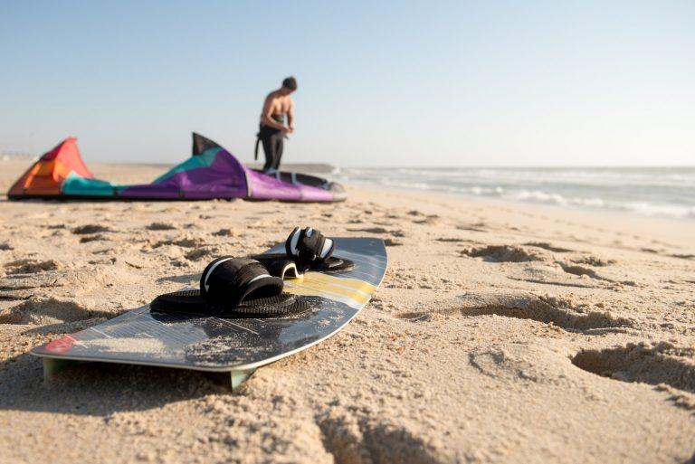 Planche de kitesurf
