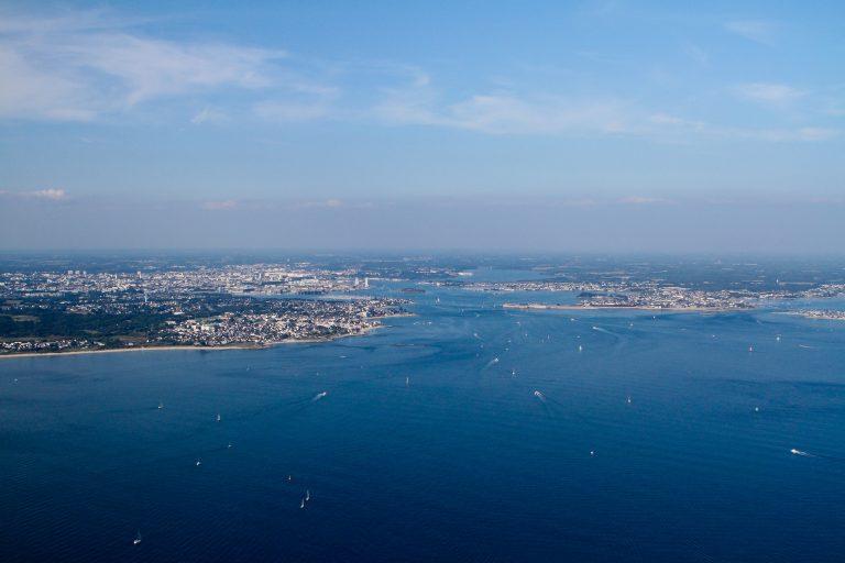 ®Thomas Deregnieaux- Sortie en mer - Rade de Lorient