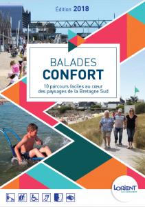 Première de couverture Guide Balades Confort