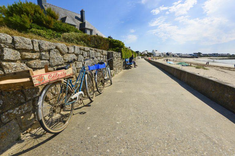 randonnée vélo sur gâvres