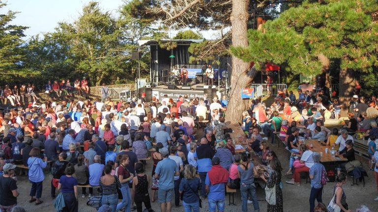 ©FIFIG. Île de Groix, Festival du film insulaire