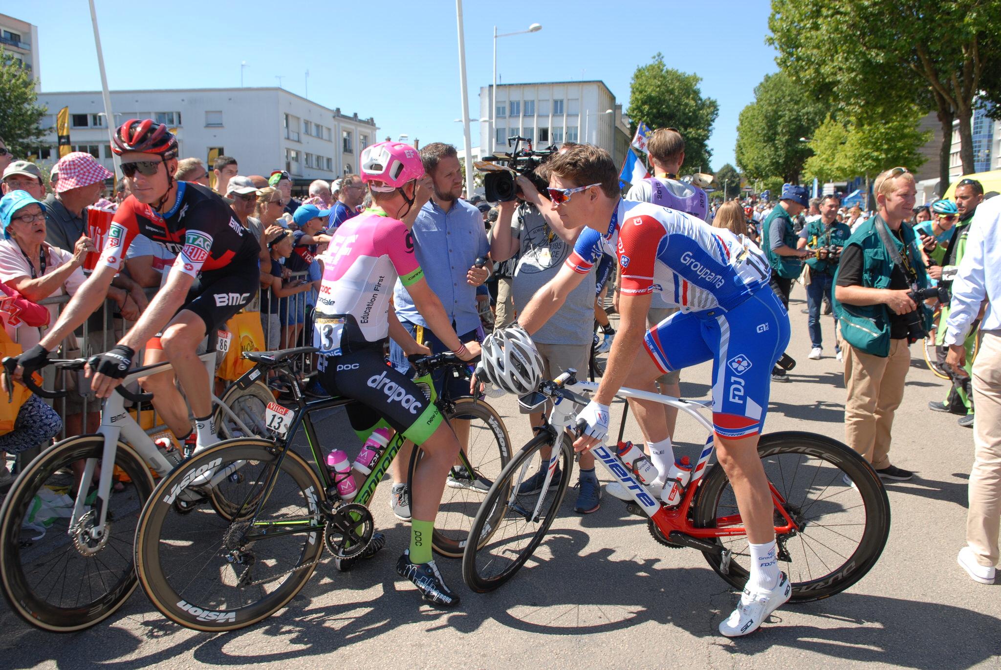Tour de France 2018 à Lorient