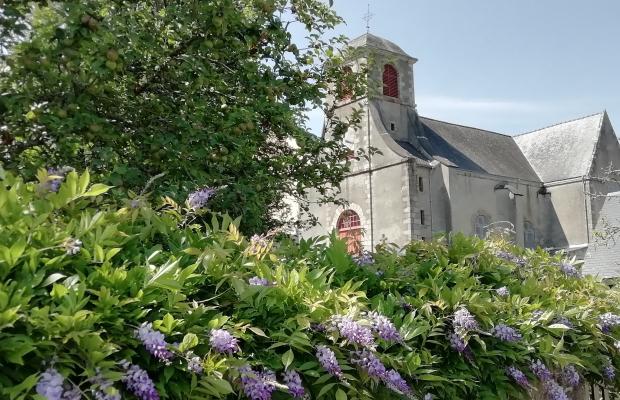 Hennebont, Eglise Saint Caradec