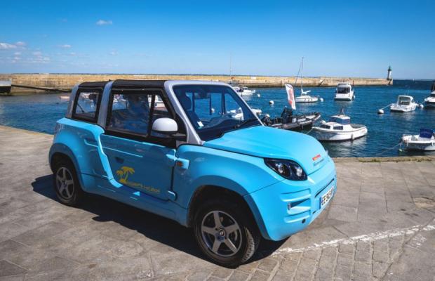 Location de voitures électriques sur l'ïle de Groix