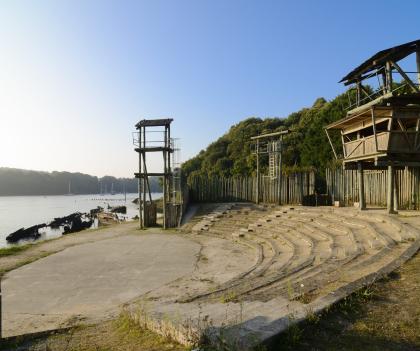 Le Blavet, amphithéâtre Kerhervy