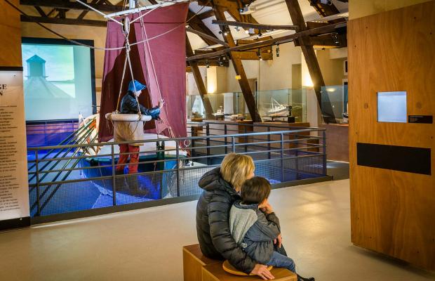 Musée de la citadelle de Port-Louis