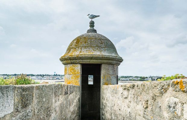 Echauguette Citadelle de Port-Louis