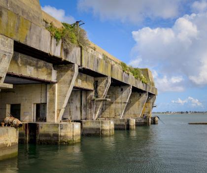 Lorient, base de sous-marins