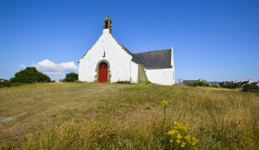 Chapelle Saint Léonard à Quelhuit, Ile de Groix.