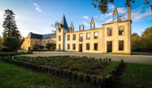 Château du Domaine du Lain à Gestel