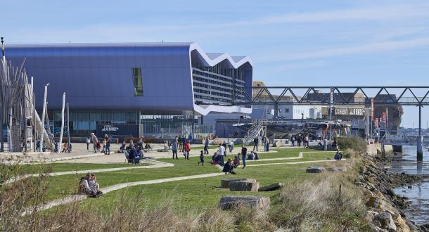 Lorient, Cité de la Voile Eric Tabarly