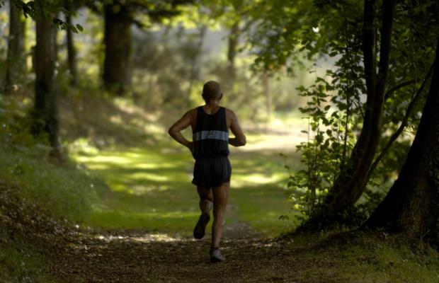 Jogging dans les bois, Quéven