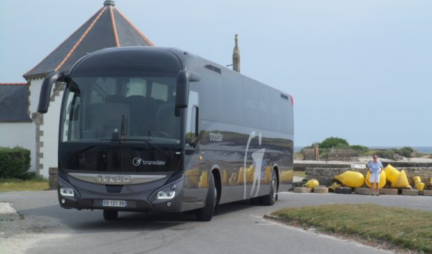 bus, autocar, transport de passagers -lorient-morbihan