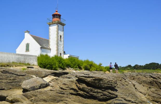 Randonnée à la Pointe des Chats - Ile de Groix.