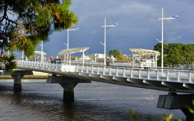 Pont des Indes de Lanester