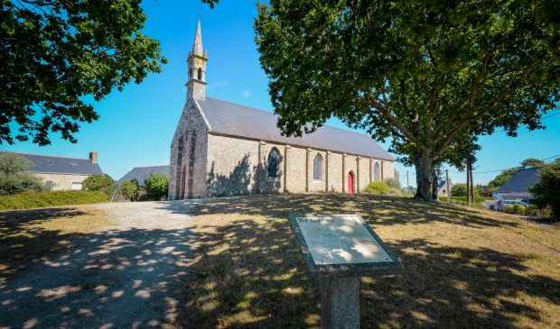 Chapelle de Saint-Fiacre à Guidel