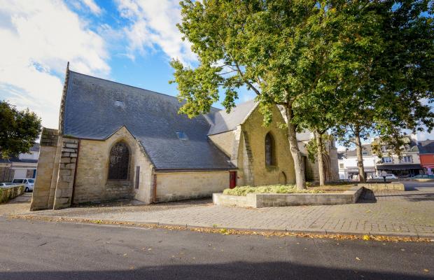 Larmor-Plage, Eglise Notre Dame de Larmor-plage