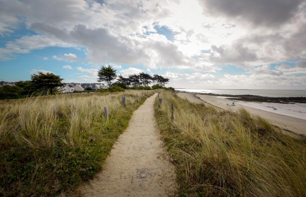 Larmor-Plage - GR 34 plage de Kerguelen