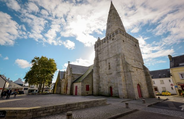 Larmor-Plage, église Notre Dame