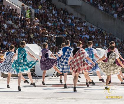 moustoir danse, Festival Interceltique de Lorient