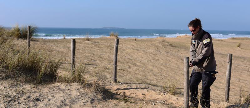 Garde du littoral