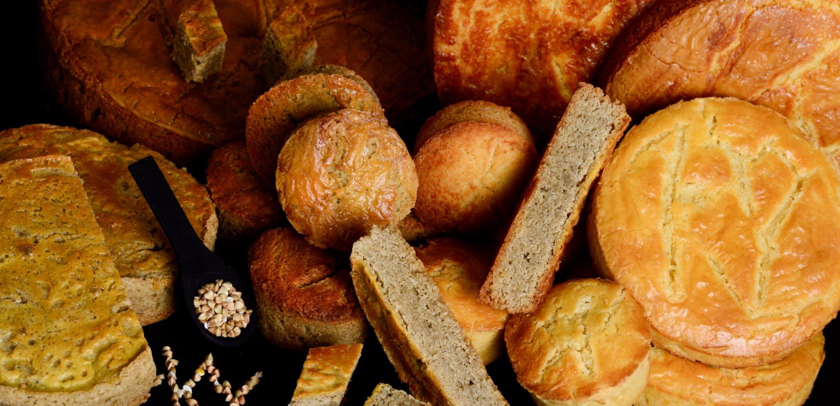 Gâteaux bretons au blé noir