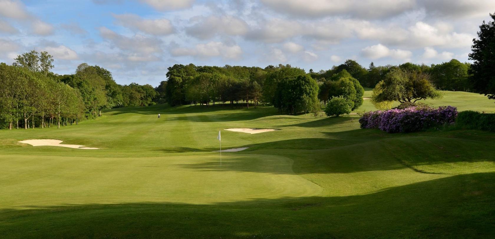 Terrain de golf de Quéven