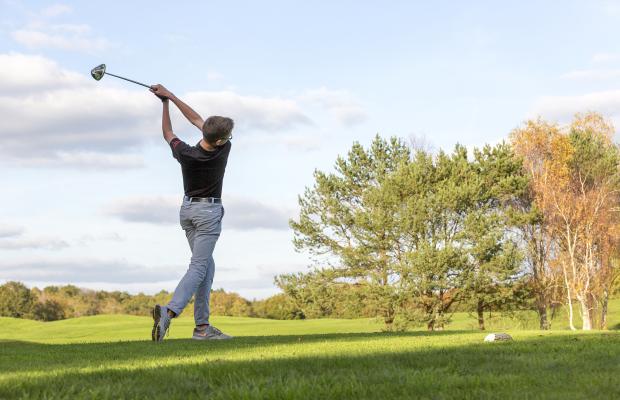 Quéven, golf