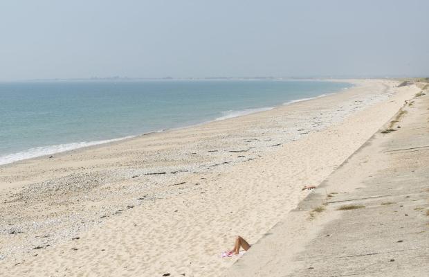 Gavres, la grande plage