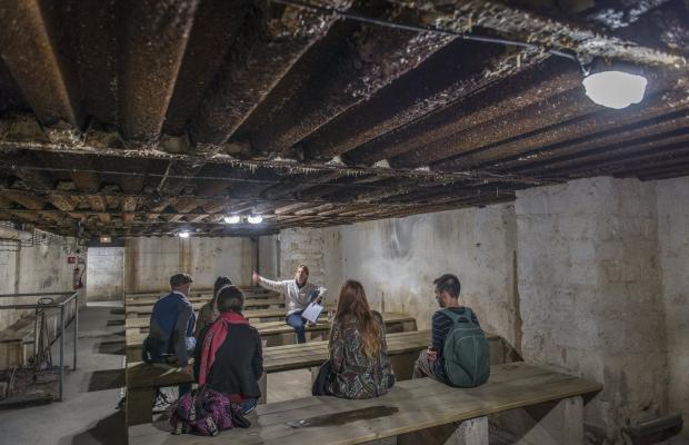 Visite guidée de l'abri anti-bombes, Place Alsace Lorraine - Centre-ville - Lorient